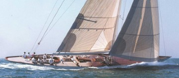 A Classic Yacht Design