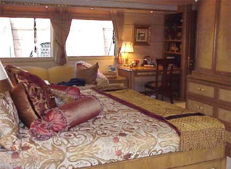 Motor Yacht Owner Stateroom