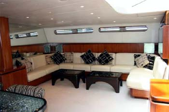 Sailing Yacht for Sale Seaquell Salon