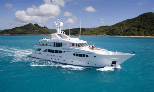 Hakvoort Motor Yacht for Sale