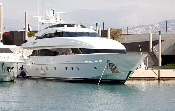 Jet Motor Yacht for Sale