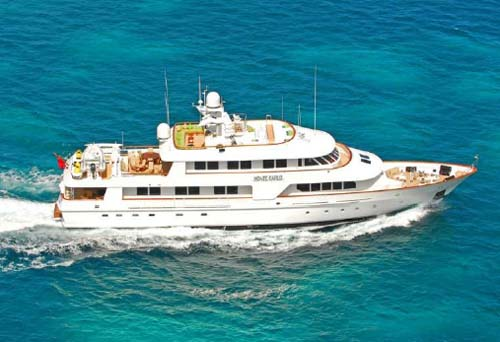 Motor Yacht for Sale Monte Carlo