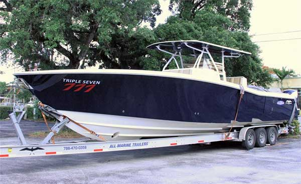 Invincible Center Console for Sale