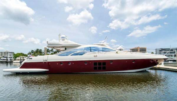 86 Motor Yacht for Sale