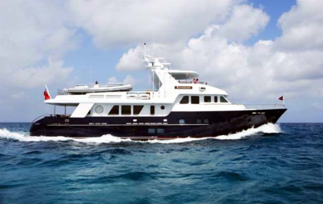 98 inace yachts boundless large yachts for sale for Large motor yachts for sale