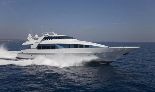 Norship 120 motor yacht for sale moonraker large yachts for Large motor yachts for sale