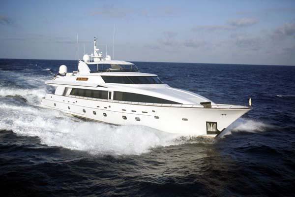 Sovereign 120 motor yacht for sale aspen alternative for Large motor yachts for sale
