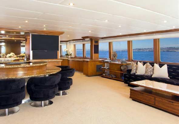 Flagship 122 motor yacht for sale talos large yachts for for Large motor yachts for sale