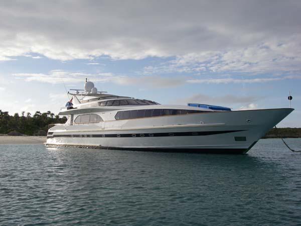 Oceanco Motor Yacht For Sale