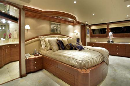 Owner Stateroom Motor Yacht