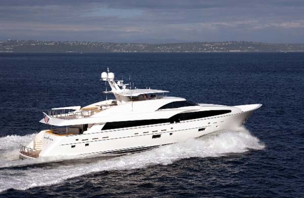 Northcoast 125 motor yacht for sale large yachts for sale for Large motor yachts for sale