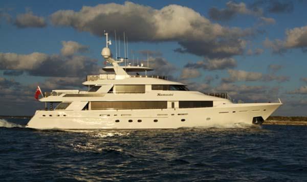 Westport 130 motor yacht namaste large yachts for sale for Large motor yachts for sale