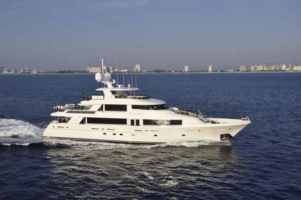 Westport 130 motor yacht for sale mustang sally large for Large motor yachts for sale