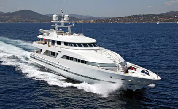 Motor Yacht for Sale Deep Blue II
