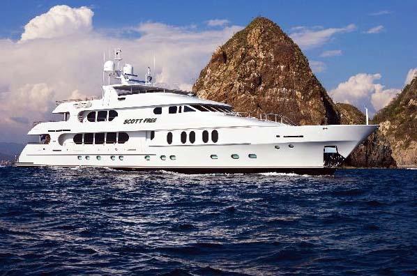 157 christensen motor yacht scott free large yachts for sale for Large motor yachts for sale