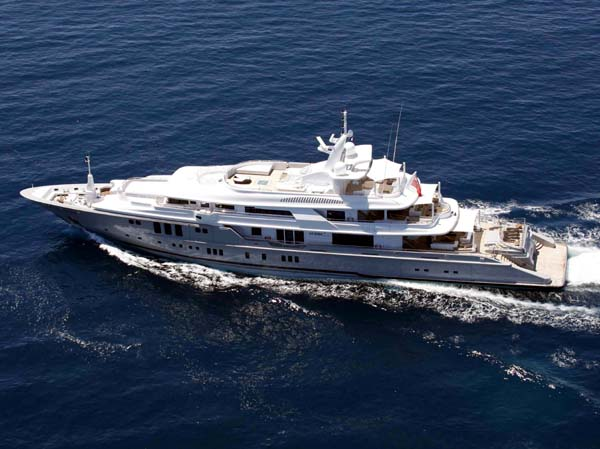 241 large motor yacht siren large yachts for sale for Large motor yachts for sale