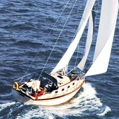 37 Island Packet Sailboat for Sale | Large Yachts for Sale