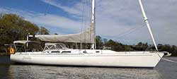 52 Santa Cruz Sailing Yacht for Sale