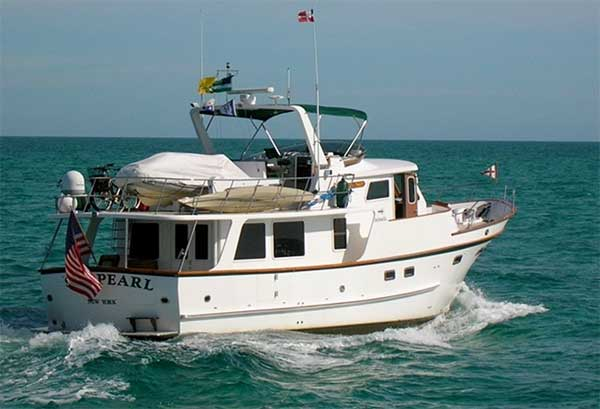 DeFever Trawler Sea Pearl for Sale
