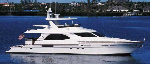 Queenship Motor Yacht for Sale