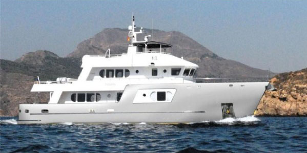 Motor Expedition Yacht For Sale