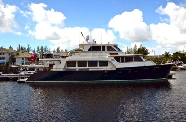 85 marlow yachts motor yacht for sale zakouska large for Marlow builders