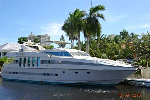 94 Monte Fino Motor Yacht for Sale