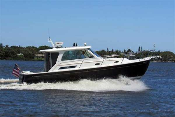 Downeast Motor Yacht for Sale