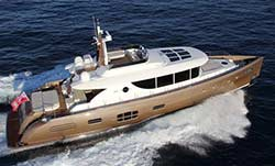 78 NISI Demo Yacht Massive Price Reduction